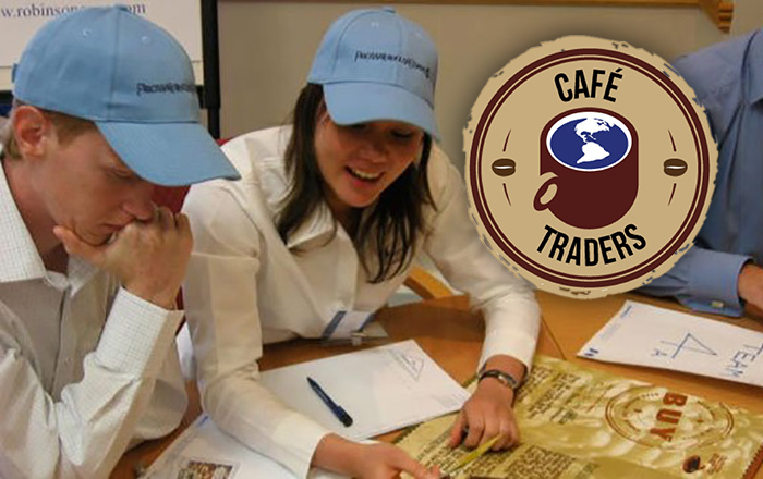 Cafe Traders participants