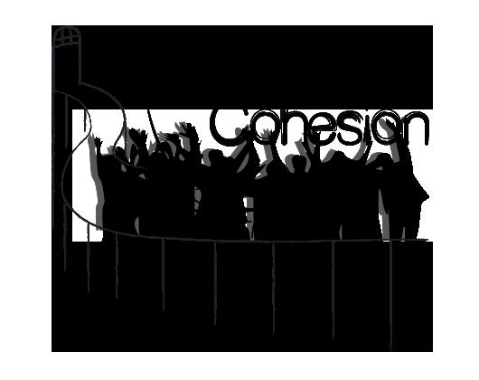 Team Building logo Le Pont de la Cohesion