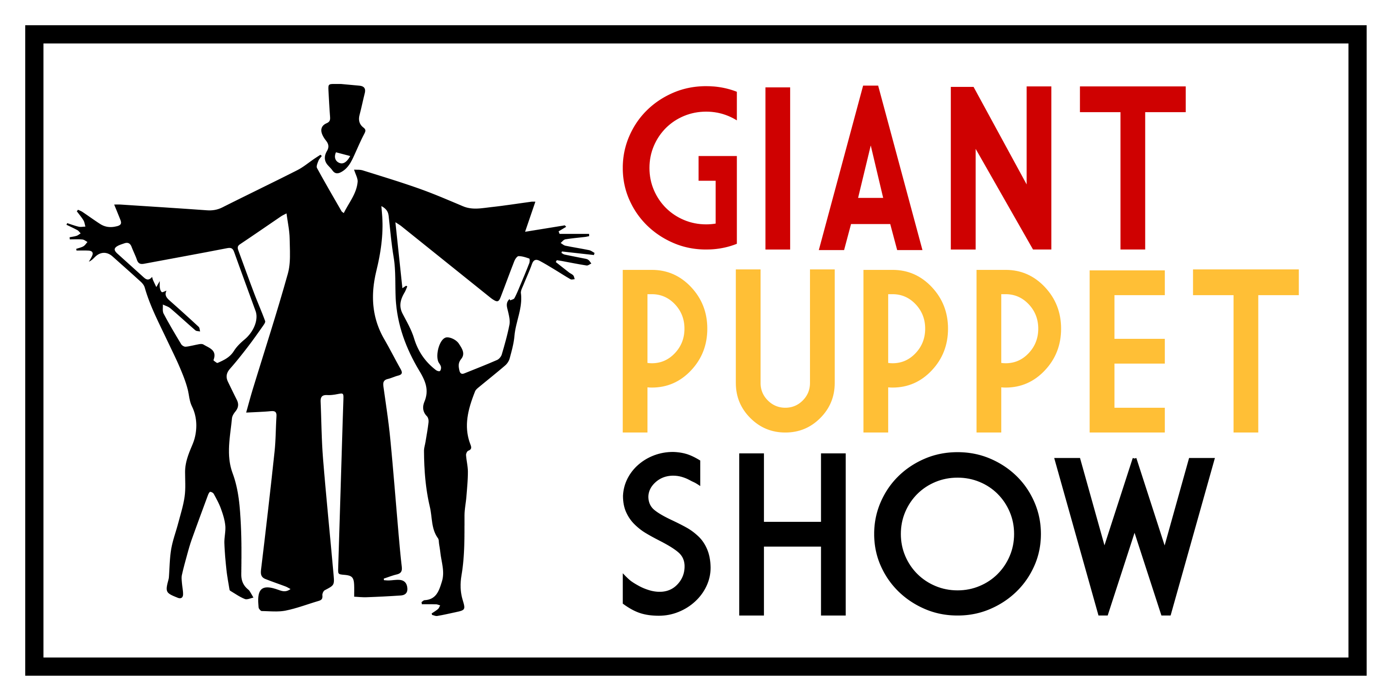 Team Building logo Giant Puppet Show