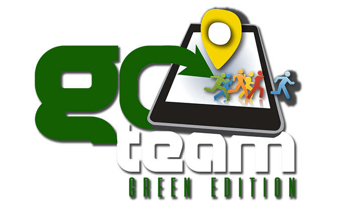 Team Building logo Go Team : Green Edition