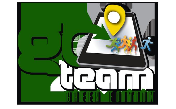 Team Building logo Go Team : Green Edition