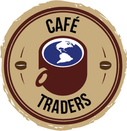 Team Building logo Cafe Traders