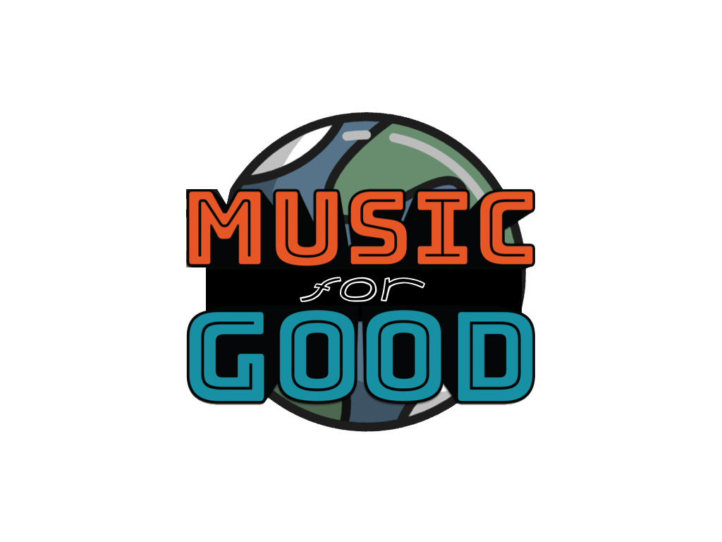 Team Building logo Music for good