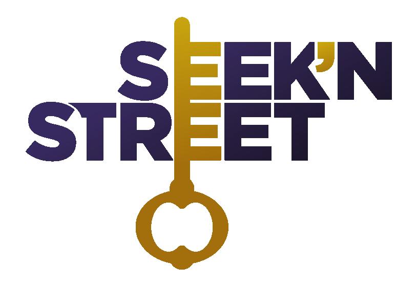 Team Building logo Seek'n Street