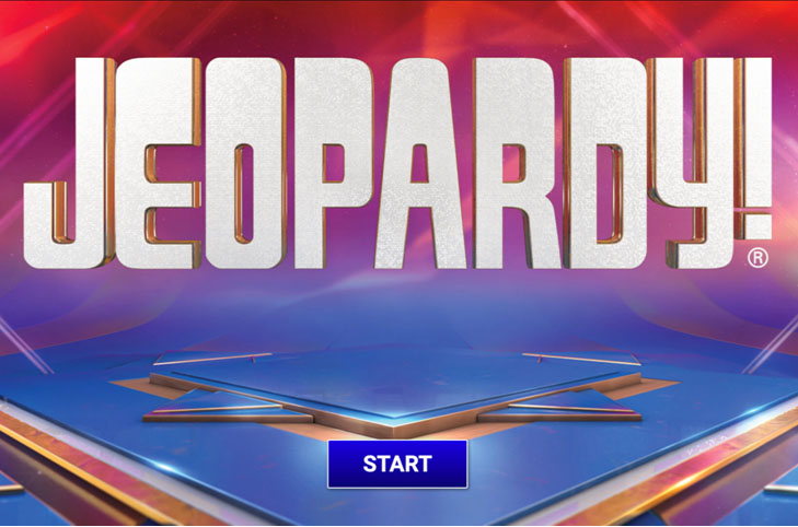 Team Building logo Jeopardy