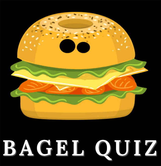 Team Building logo Bagel Quiz