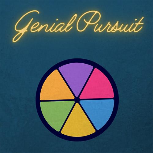 Team Building logo Genial Pursuit