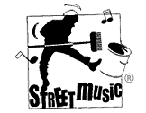 Team Building logo Street Music