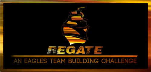 Team Building logo Flat Out Régate