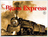 Team Building logo Blues Express