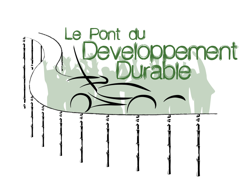 Team Building logo Le Pont du Developpement Durable