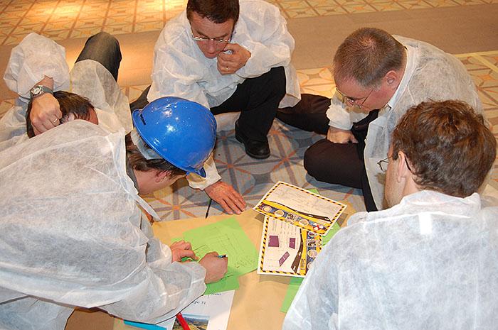 Team Building photos Le Pont du Développement Durable bridge-planning-3.jpg