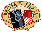 Team Building logo Drum's Team