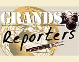 Team Learning logo Grands Reporters